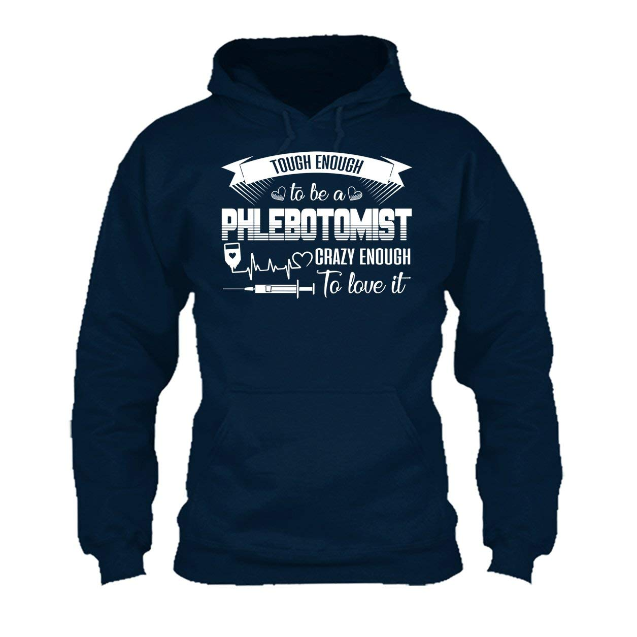 Tee Shirt Sweatshirts to Be A Phlebotomist T Shirt