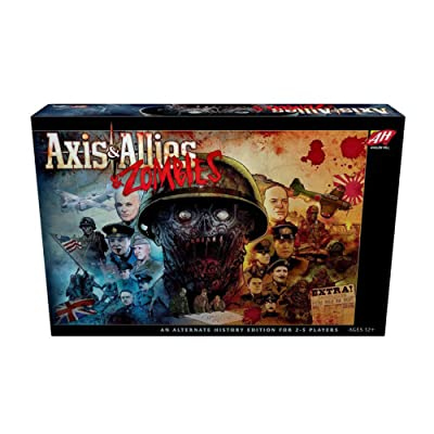 Axis & Allies & Zombies: Toys & Games