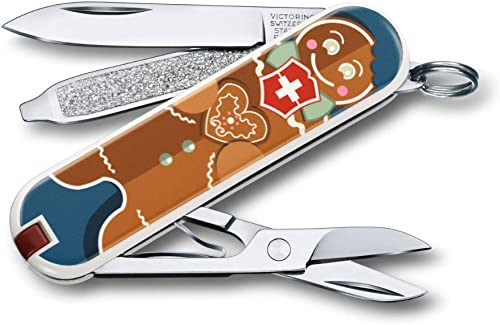 Victorinox VN06223L1909US2 Classic Gingerbread Love, Brown