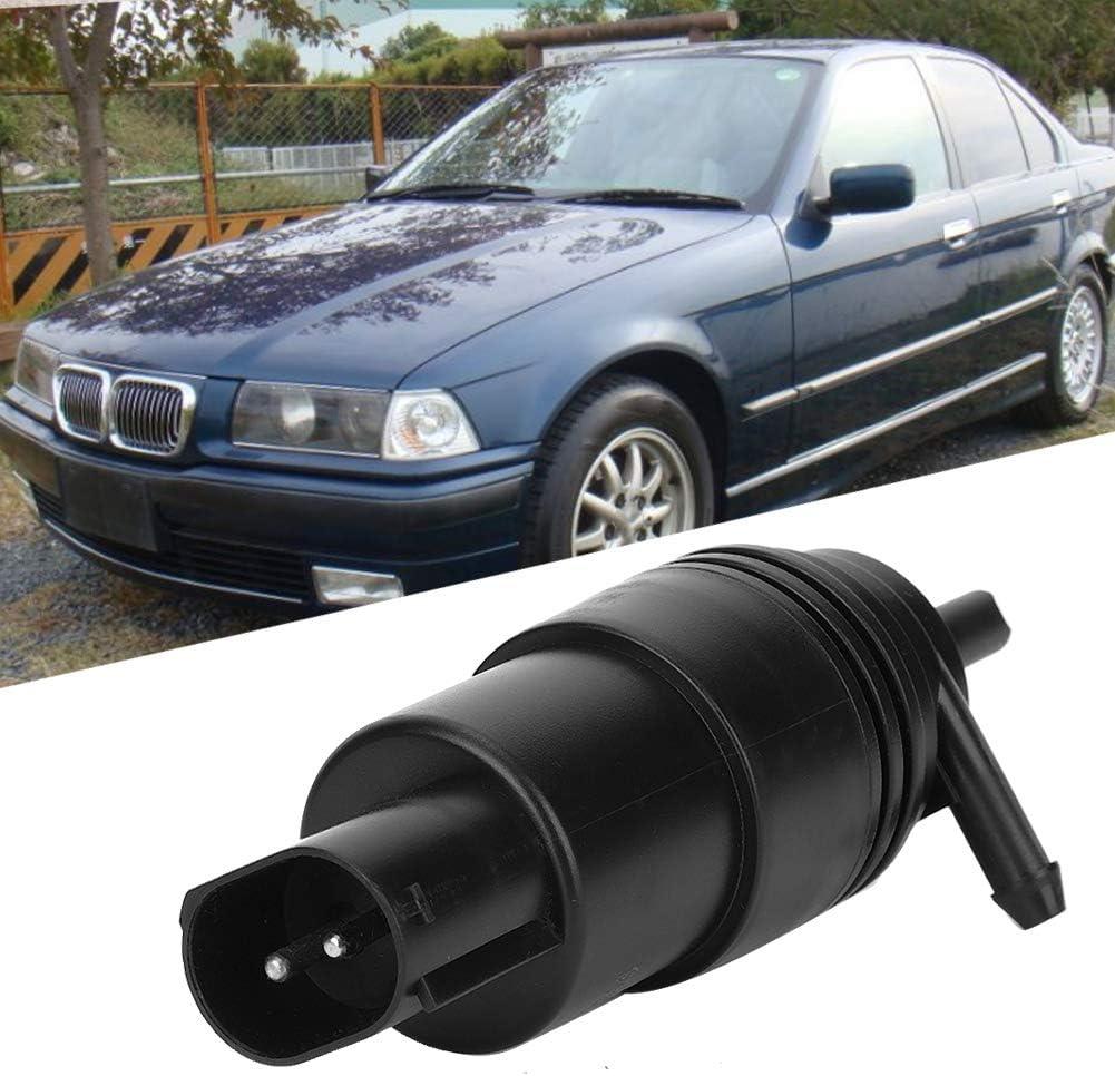 Scheibenwaschpumpe 67128360244 ABS Scheibenreinigung Waschwasserpumpe f/ür E30 E34 E36 E38 E39