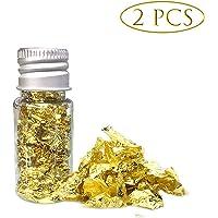 FuYouTa Pan de oro comestible Lámina de oro