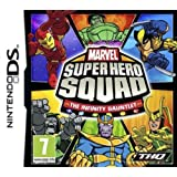 Super hero squad : le gant de l'infini