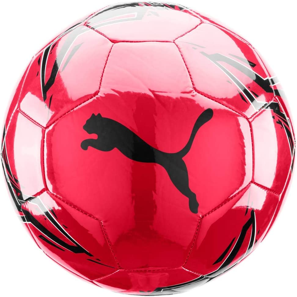 PUMA AC Milan Fan Ball - Balón de fútbol Rojo Med. 5: Amazon.es ...