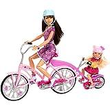 Barbie - X9057 - Poupée - Tandem Skipper et Chelsea
