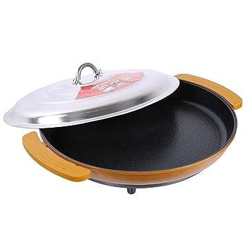 Parrillas eléctricas Multi-función Pizza Pan, Hogar ...