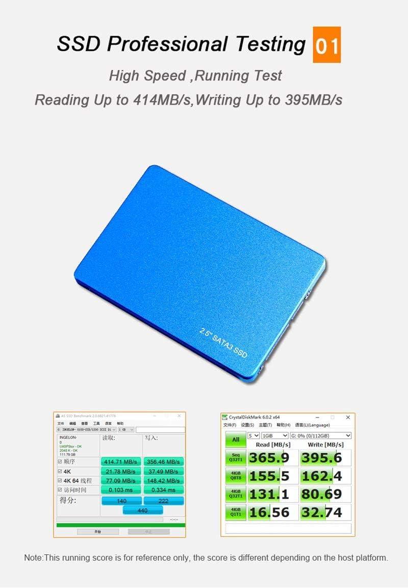 HD Ssd 240gb 480gb 120gb 64gb Sata Internal Solid Disk Laptop ...