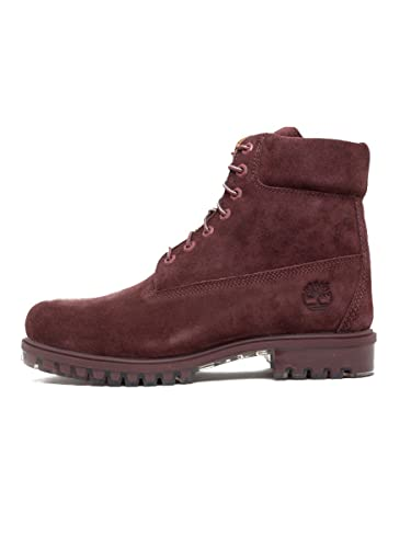 timberland rouge pour homme
