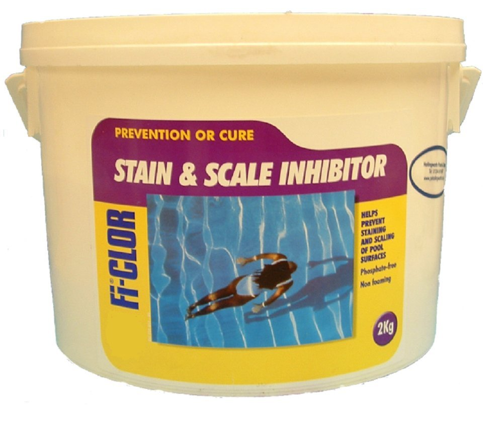 Fi-clor Swimming Pool Stain and Scale Inhibitor 2kg