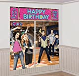 iCarly Scene Giant Scene Setter Wall Decorating Kit (5pc)