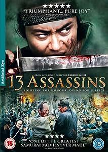 13 Assassins [Import anglais]