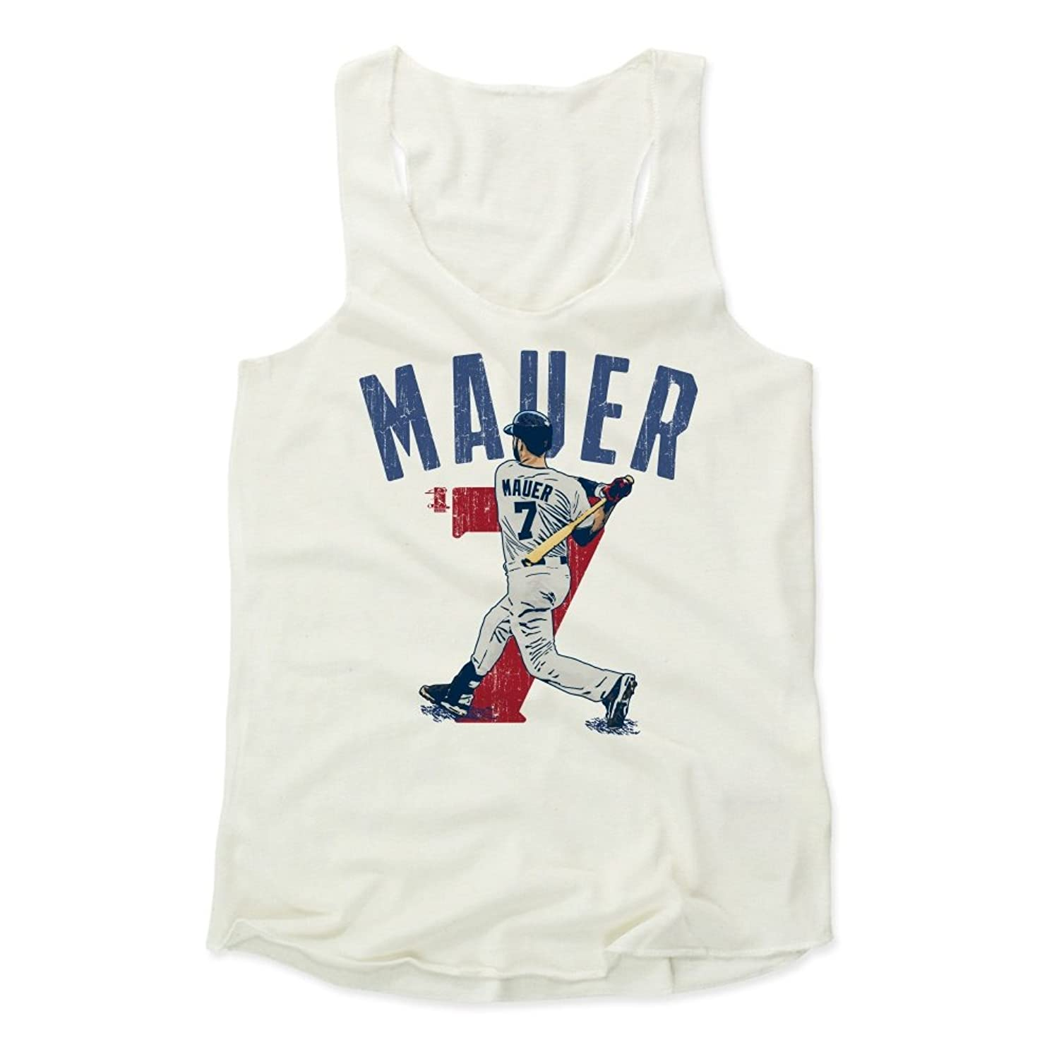 Joe Mauer Arch B Minnesota Women's Tank Top