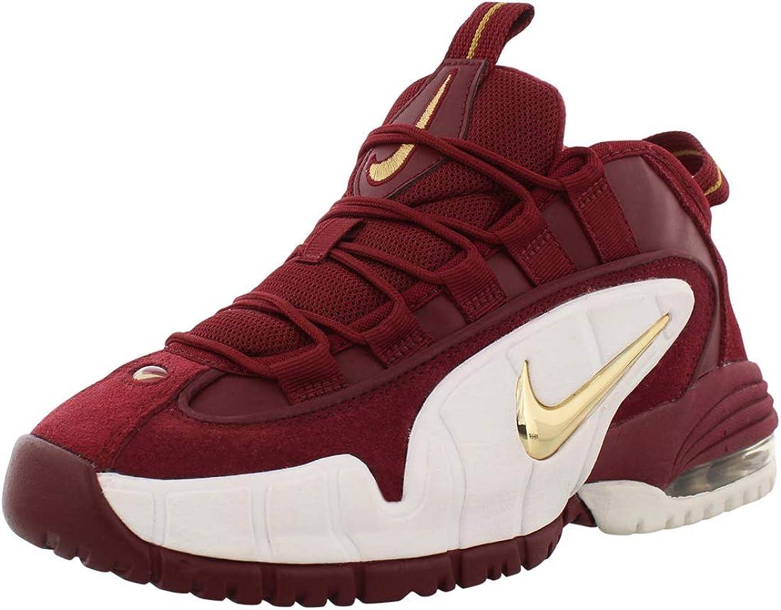 B001PE2VKM Nike Kids Air Max Penny LE (GS) Basketball Sneaker 61DsV9CajuL