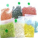 1000PCS Black Beads Electronic Solder Probe PCB