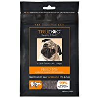 TruDog: Feed Me: Freeze Dried Raw Superfood - Real Meat Dog Food - Optimal Canine...