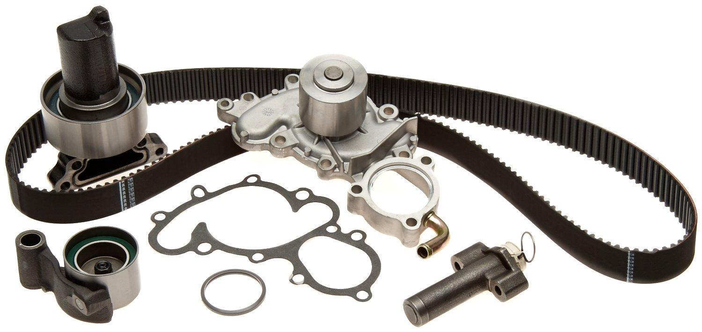 Gates Tckwp240 Engine Timing Belt Kit With Water Pump 3vze Tensioner Automotive