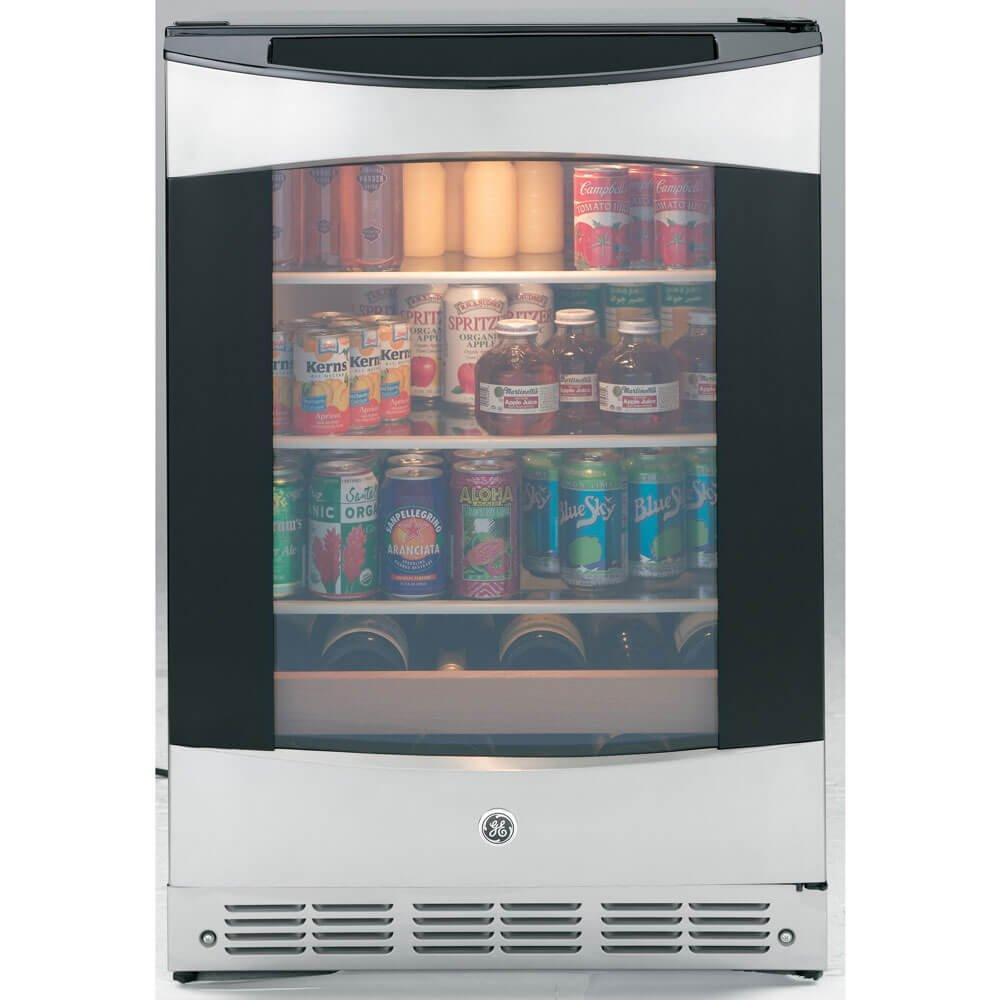 Amazon beverage refrigerators appliances pcr06batss 24 ada compliant beverage center with 55 cu ft capacity 3 planetlyrics Gallery