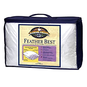 Pacific Coast Restful NightsFeather Best Pillow King - King