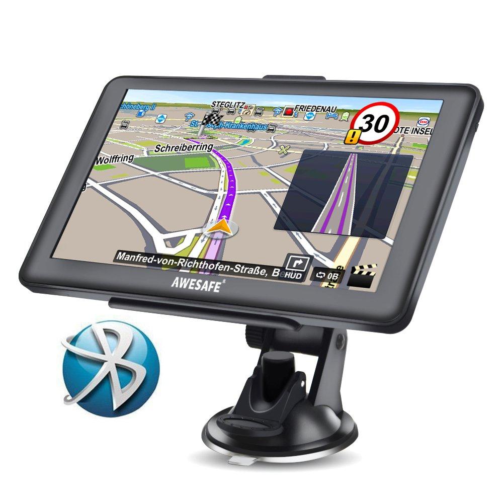 Navegador GPS 7' Pantalla tá ctil GPS de Coches Navigation automó vil con actualizaciones de Europea mapas de por Vida Shenzhen Datong World Technology Co. Ltd. AS.ES.A1.P