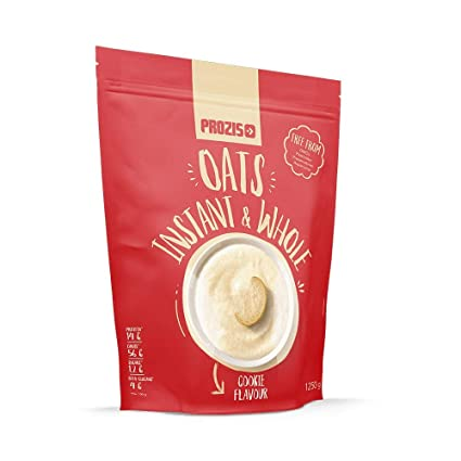 Prozis Instant Whole Oats, Galletas - 1250 gr