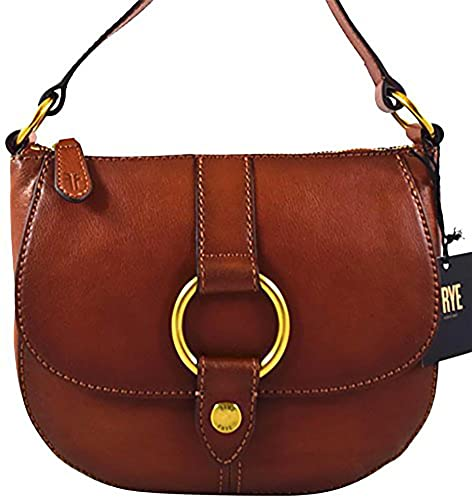 Frye Top Zip Saddle with Round Ring  Amazon.co.uk  Shoes   Bags 45e94e3390b27