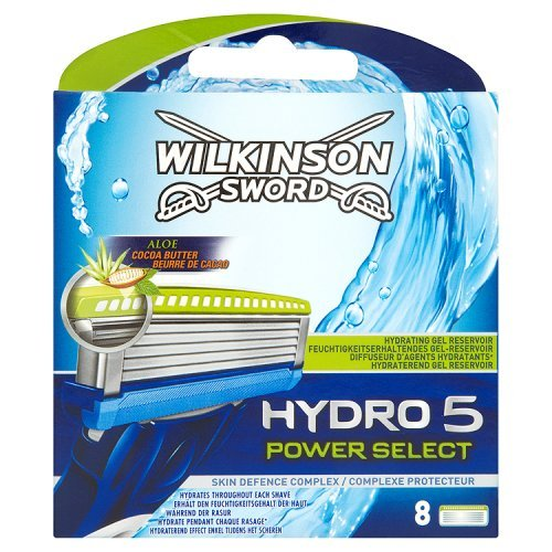 Wilkinson Sword Hydro 5 Power Select Blades