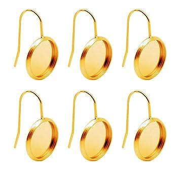 Amazon.com: LANBEIDE - Ganchos de acero inoxidable para ...