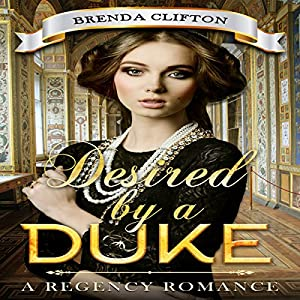 Desired by a Duke Audiobook
