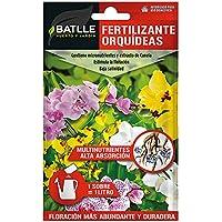 Fertilizantes para orquídeas