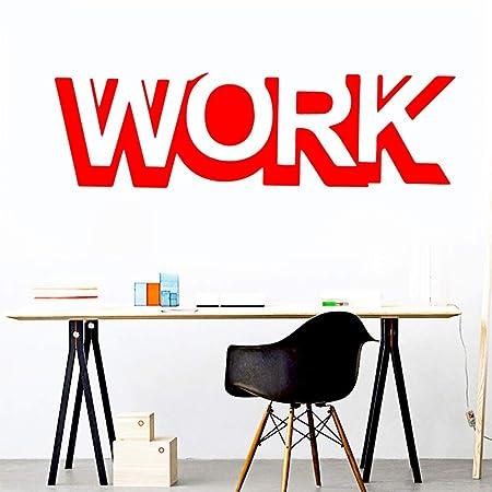 Arredare L Ufficio In Casa.Adesivo Da Muro Per L Ufficio Duro Per L Ufficio Decorazioni Da