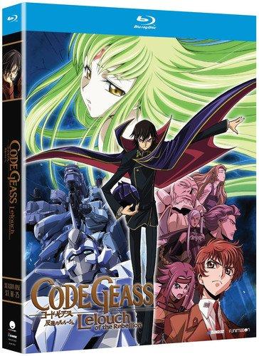 Code Geass: Lelouch of Rebellion - Season One [Blu-ray]