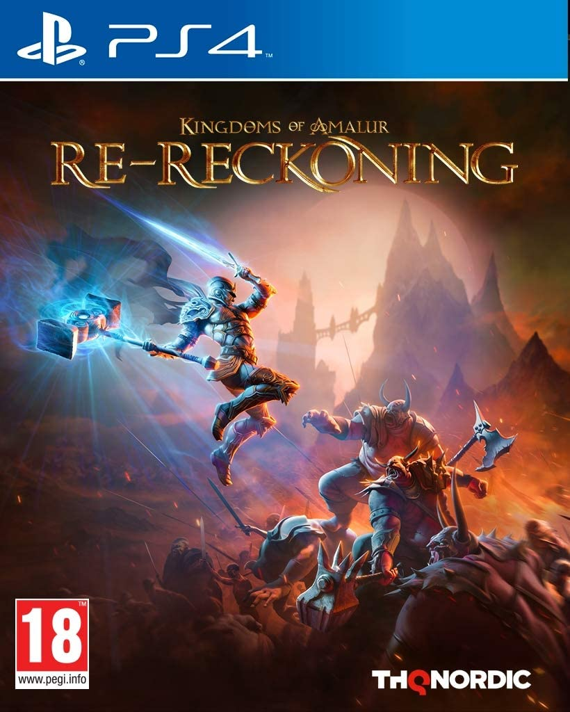 Kingdom of Amalur: Re-Reckoning PS4