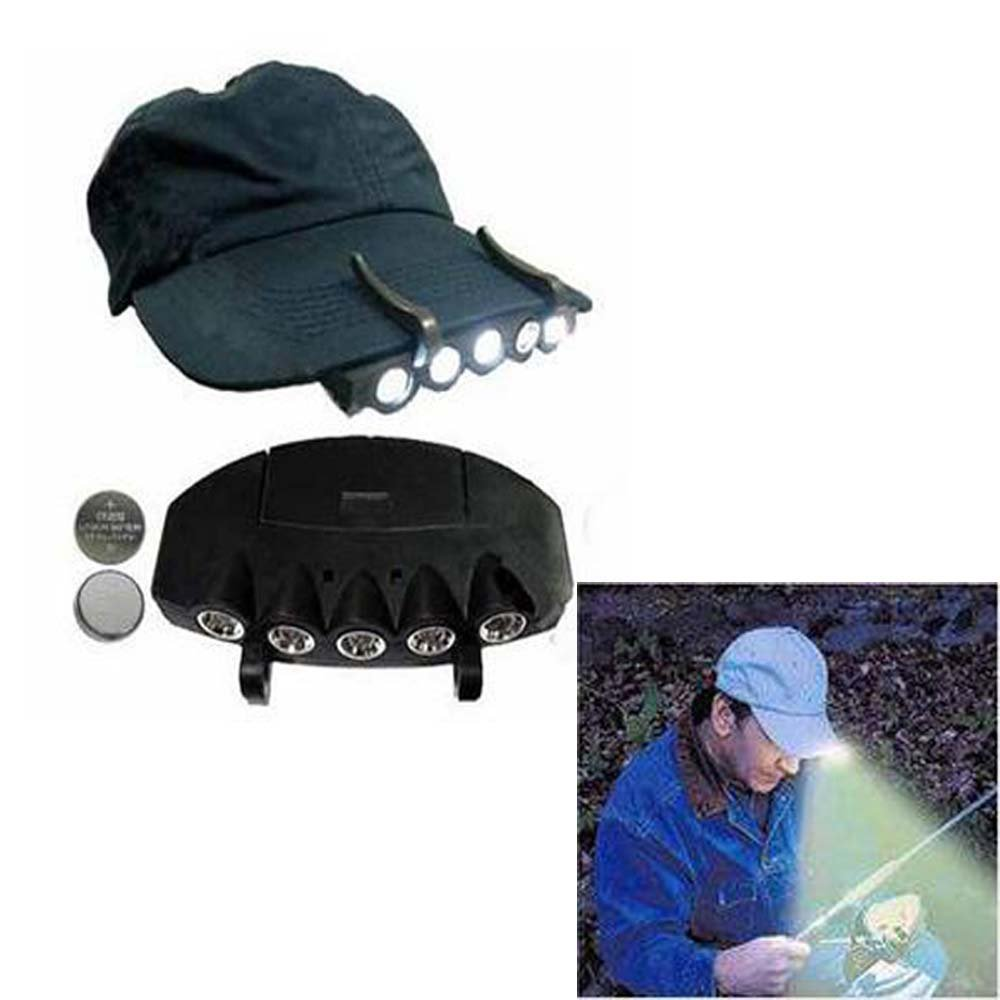 Outdoor Gadget Mini light Accessories Helper Multi-using Activities LED life over 10000 hours Suit for Fishing at night, Camping, Hunting, Traveling, repairing small work Etc. LID6 by iGrove (Image #5)