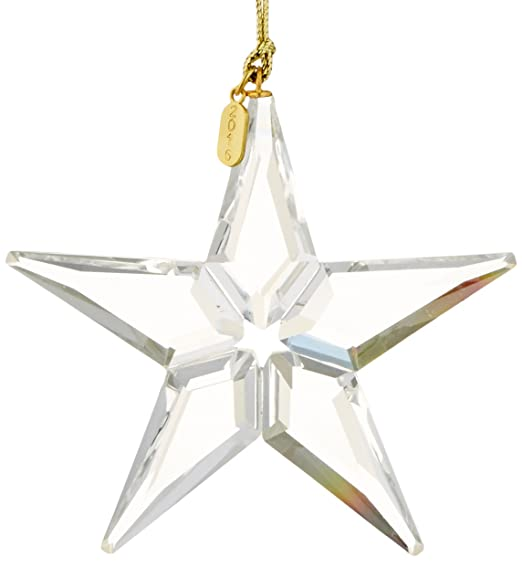 Lenox 2016 Optic Star Memento Christmas Ornament
