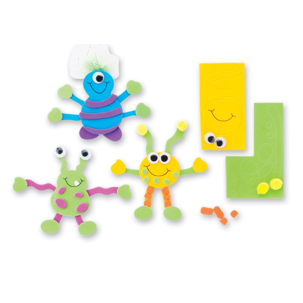 halloween foam craft kits for kids