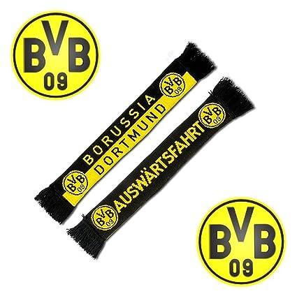parcourir les dernières collections plus récent vente chaude Borussia dortmund écharpe écharpe auto car/écharpe/autoschal ...