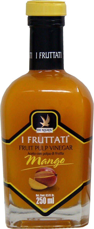 De Nigris I Fruttati Fruit Pulp Vinegar, Mango
