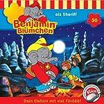 Benjamin als Sheriff (Benjamin Blümchen 50) | Elfie Donnelly