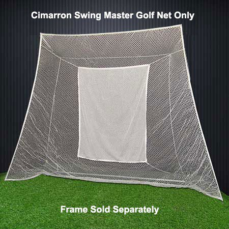 Cimarron Sports Training Aids Swing Master Golf Net Only