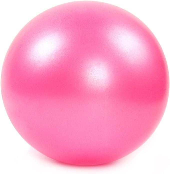 Mini pelota de yoga o pilates, de la marca Latinaric, 25 cm, color ...