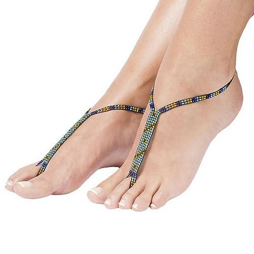 b240f228d6812 Amazon.com  Barefoot Sandal
