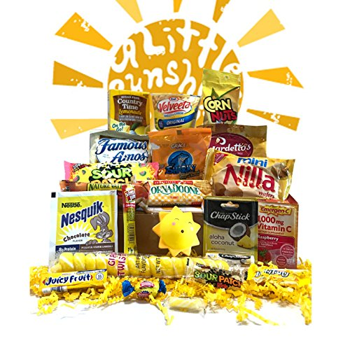 Get Well Soon Care Package - Several to Choose From - (A Little Sunshine On The Way) (Sick Care Package Ideas)