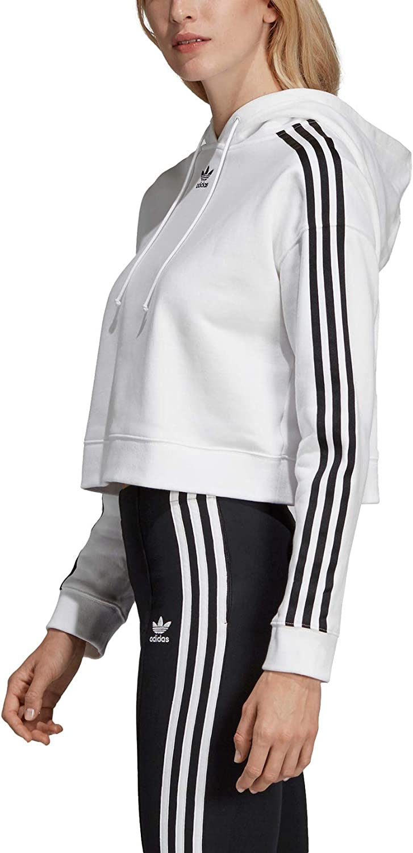 adidas Cropped Hoodie Maillot de survêtement Femme: Amazon