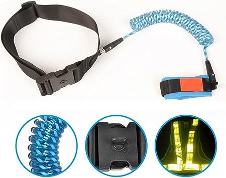Anti-Lost Cintura con bloqueo de seguridad para niños caminando ...