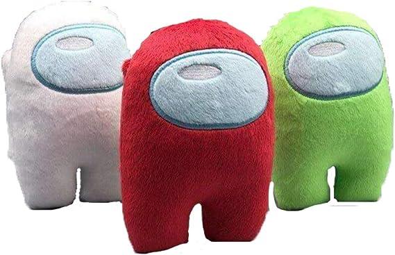 Amazon.com: Among Us Plush,Figure Toy Soft Stuffed for Kids Gift (1/3/6/9 pcs can Choose)(10pcs): Health & Personal Care