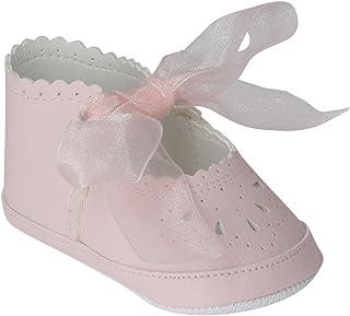 Boutique-Magique Chaussons de cérémonie Rose pour bébé Fille