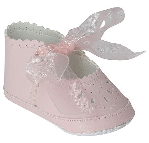 b5a65d2fdc1 Boutique-Magique Zapatillas de ceremonia rosa para bebé niña talla 17 A 20  - Producto stocké y expédié cortaúñas desde la France: Amazon.es: Zapatos y  ...