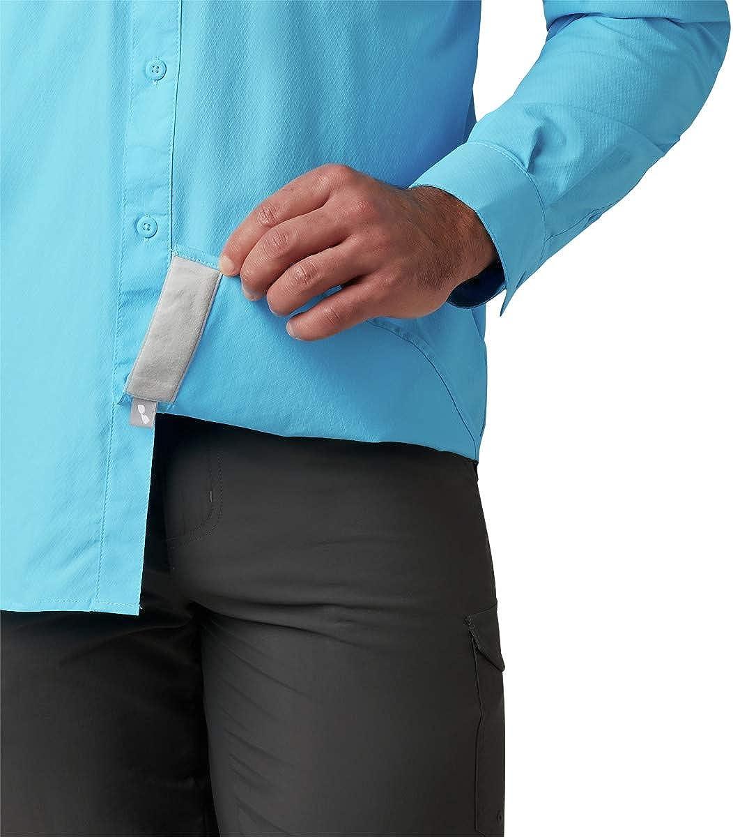 Columbia Mens PFG Terminal Tackle Long Sleeve Woven UV Sun Protection Breathable