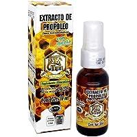 Propóleo Extracto con Menta spray bee propolis con atomizador 30 ml