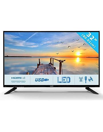6323efe8e08 HKC 32C9A 80 cm (31.5 Pouces) LED téléviseur (HD Ready