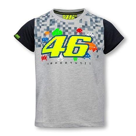 Amazon Com Valentino Rossi T Shirt Kids Sports Outdoors